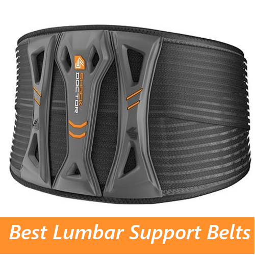 Best Lumbar Support Belts