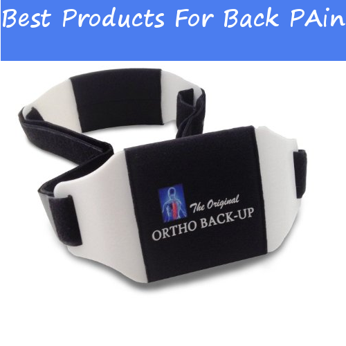 Best Products For Back Pain