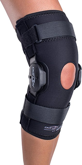 Hinged Knee Brace : Best hinged knee braces back pain