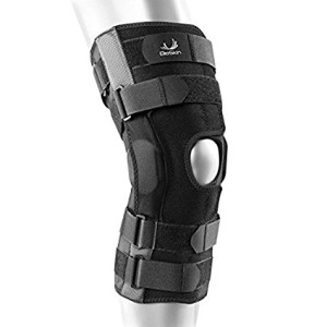 Gladiator Hinged Knee Brace by BioSkin