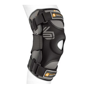 Shock Doctor 875 Ultra Knee Brace with Bilateral Hinges